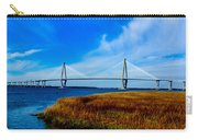 Ravenal Bridge Charleston South Carolina Carry-all Pouch