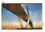 Ravenel Bridge Carry-all Pouch