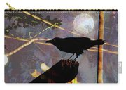 Ravens Night Carry-all Pouch