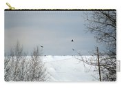 Ravens On The Prowl Carry-all Pouch