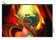 Raw Fury Abstract Carry-all Pouch