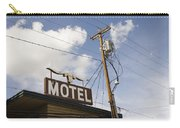 Rawhide Motel Carry-all Pouch
