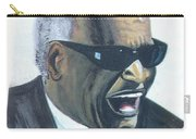 Ray Charles Carry-all Pouch