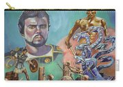 Ray Harryhausen Tribute Jason And The Argonauts Carry-all Pouch