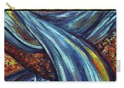 Ray Of Hope 3 Carry-all Pouch