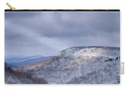 Ray Of Light On Mountain Carry-all Pouch