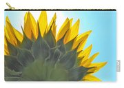 Ray Of Sunflower Carry-all Pouch