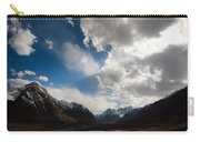 Ray Of The Sky Carry-all Pouch by Konstantin Dikovsky