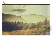 Rays Of Dusk Carry-all Pouch