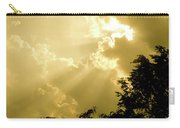 Rays Of Glory Carry-all Pouch