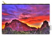 Rays Of The Gods Carry-all Pouch
