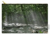 Rays Through The Trees Carry-all Pouch