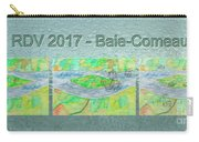 Rdv 2017 Baie-comeau Mug Shot Carry-all Pouch