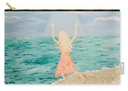 Reaching Up To Heaven Carry-all Pouch
