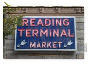 Reading Terminal Market Carry-all Pouch