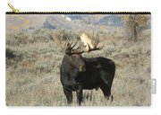Ready And Waiting Carry-all Pouch by Sandra Bronstein