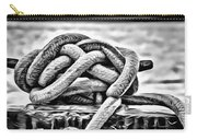 Ready To Dock Art Carry-all Pouch