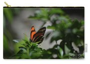 Really Elegant Oak Tiger Butterfly In Nature Carry-all Pouch