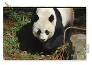 Really Sweet Giant Panda Bear Waddling Around Carry-all Pouch