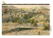 Realm Of Golden West Dakota Carry-all Pouch