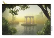 Realm Of Light Carry-all Pouch by Melissa Krauss