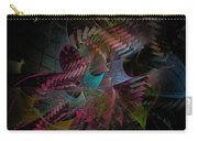 Reason And Virtue - Fractal Art Carry-all Pouch