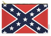 Rebel Flag Carry-all Pouch