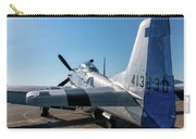 Rebel On The Ramp - 2017 Christopher Buff,www.aviationbuff.com Carry-all Pouch