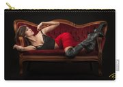 Reclining Hannah Carry-all Pouch