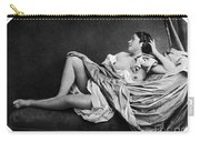 Reclining Nude, 1859 Carry-all Pouch