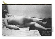 Reclining Nude, 1902 Carry-all Pouch