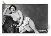 Reclining Nude, C1885 Carry-all Pouch