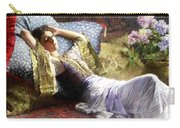 Reclining Odalisque Carry-all Pouch