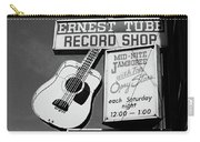 Record Shop- By Linda Woods Carry-all Pouch