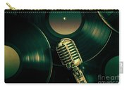 Recording Studio Art Carry-all Pouch