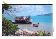Recycled In Grenada Carry-all Pouch