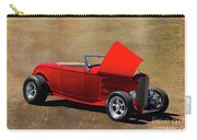 Red 1932 Ford Hot Rod  Carry-all Pouch