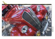 Red 1938 Plymouth Carry-all Pouch