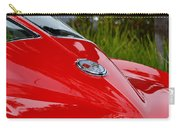 Red 63 Vette Carry-all Pouch