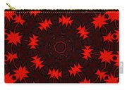 Red Abstract 031211 Carry-all Pouch