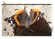 Red Admiral Close Carry-all Pouch
