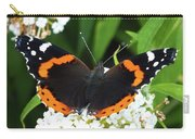 Red Admiral - Topwings Carry-all Pouch