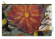 Red Affection Carry-all Pouch by Angela L Walker