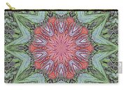 Red Amaryllis Trio Kaleidoscope Carry-all Pouch