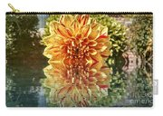 Red And Yellow Reflection Carry-all Pouch