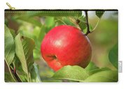 Red Apple On A Tree Carry-all Pouch