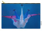 Red Arrows At Airbourne 2010 Carry-all Pouch