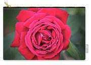 Red As A Rose  Carry-all Pouch