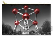 Red Atomium Carry-all Pouch