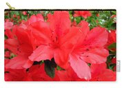 Red Azaleas Carry-all Pouch